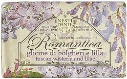Düfte, Parfümerie und Kosmetik Naturseife Tuscan Wisteria & Lilac - Nesti Dante Natural Soap Romantica Collection