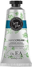 Düfte, Parfümerie und Kosmetik Feuchtigkeitsspendende Handcreme für alle Hauttypen - Dr.EA Spring Breeze Hand Cream