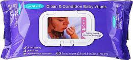 Düfte, Parfümerie und Kosmetik Feuchttücher für Babys 80 St. - Lansinoh