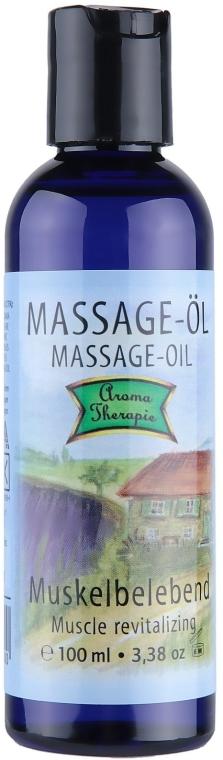 Muskelbelebendes Massageöl - Styx Naturcosmetic Massage Oil — Bild N1