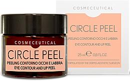 Düfte, Parfümerie und Kosmetik Creme für den Augen- und Lippenkonturenbereich - Surgic Touch Circle Peel Eye Contour And Lip Peel