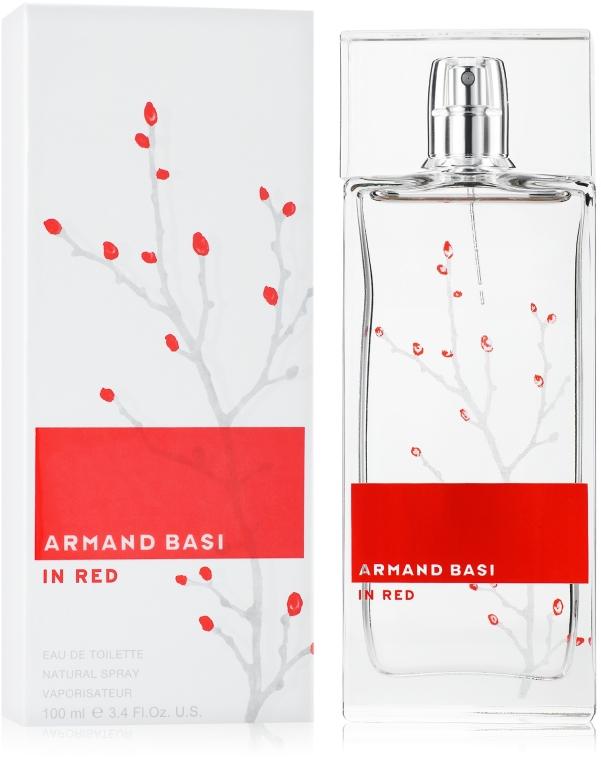 Armand Basi In Red - Eau de Toilette  — Bild N1
