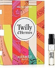 Düfte, Parfümerie und Kosmetik Hermes Twilly d`Hermes - Eau de Parfum (Probe)