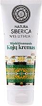 Düfte, Parfümerie und Kosmetik Weichmachende Fußcreme mit Eukalyptus- und Lindenextrakt - Natura Siberica Loves Lithuania Soften Foot Cream