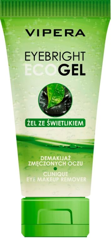 Augen-Make-Up Entfermer - Vipera EyeBright Eco Gel — Bild N1