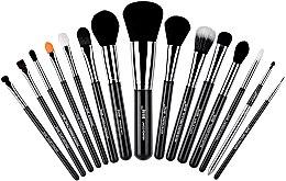Düfte, Parfümerie und Kosmetik Make-up Pinselset T092 15 St. - Jessup