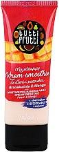 Düfte, Parfümerie und Kosmetik Hand- und Nagelcreme mit Pfirsich- und Mangoextrakt - Farmona Tutti Frutti Cream Smoothie