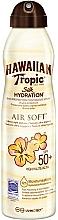 Düfte, Parfümerie und Kosmetik Sonnenschutzspray für den Körper SPF 50+ - Hawaiian Tropic Silk Hydration Air Soft Protective Mist SPF 50
