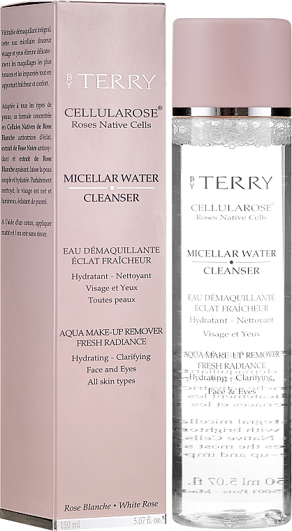 Mizellenwasser für Gesicht und Augen - By Terry Cellularose Micellar Water Cleanser — Bild N1