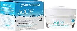 Düfte, Parfümerie und Kosmetik Intensiv feuchtigkeitsspendende Anti-Falten Tagescreme 3 in 1 SPF 15 - Miraculum Aqua Plus SPF 15