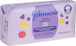 Düfte, Parfümerie und Kosmetik Baby Seife - Johnson's Baby