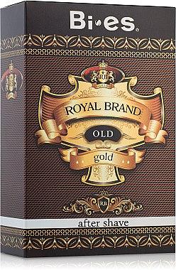 Bi-Es Royal Brand Gold - After Shave — Bild N2