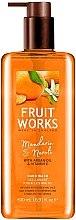 Düfte, Parfümerie und Kosmetik Flüssige Handseife mit Mandarine und Neroli - Grace Cole Fruit Works Hand Wash Mandarin & Neroli