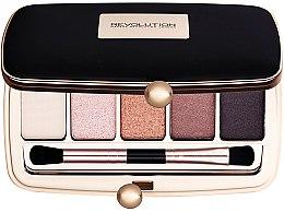 Düfte, Parfümerie und Kosmetik Lidschattenpalette - Makeup Revolution Renaissance Palette Night