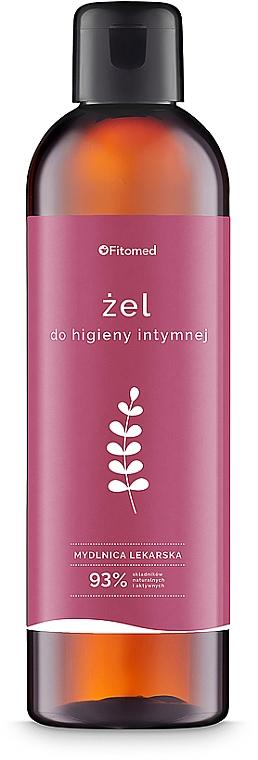 Intimgel auf Kräuterbasis - Fitomed Herbal Gel For Intimate Hygiene — Bild N1