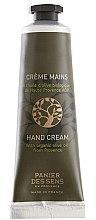 Düfte, Parfümerie und Kosmetik Hand- und Nagelcreme mit Olive - Panier des Sens Olive Oil Hand Cream