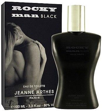 Jeanne Arthes Rocky Man Black - Eau de Toilette  — Bild N1