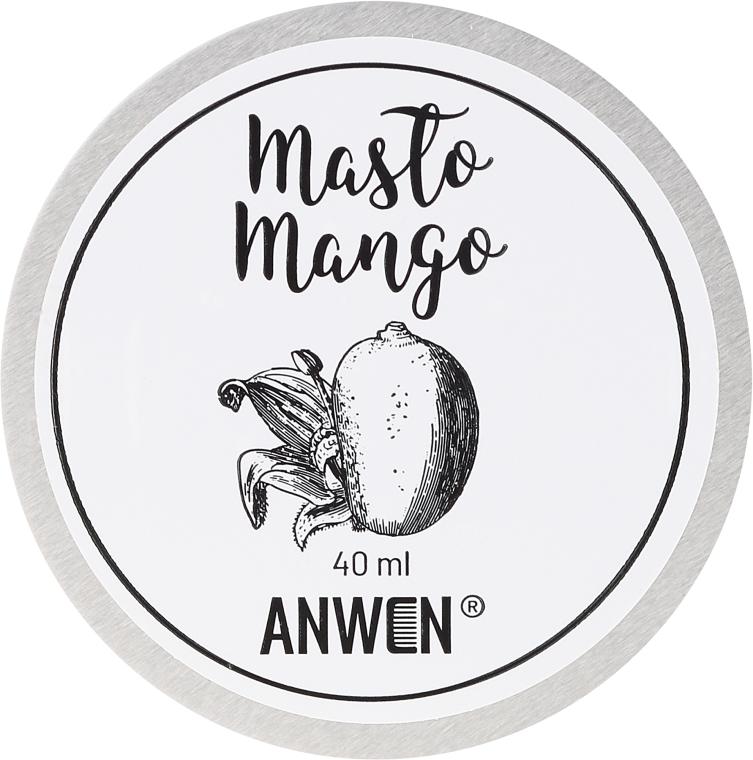 Pflegendes Haaröl Mango - Anwen