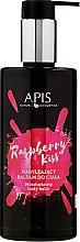 "Düfte, Parfümerie und Kosmetik Feuchtigkeitsspendende Körperlotion ""Raspberry Kiss"" - APIS Professional Raspberry Kiss"