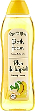 Düfte, Parfümerie und Kosmetik Badeschaum mit Banane und Aloe Vera - Bluxcosmetics Naturaphy Banana & Aloe Vera Bath Foam