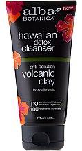 Düfte, Parfümerie und Kosmetik Gesichtsreinigungsgel - Alba Botanica Hawaiian Detox Cleanser