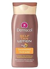 Düfte, Parfümerie und Kosmetik Autobronzant für den Körper - Dermacol Self Tan Lotion