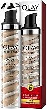 Düfte, Parfümerie und Kosmetik Anti-Aging feuchtigkeitsspendende CC Creme mit LSF 15 - Olay Regenerist CC Cream SPF 15