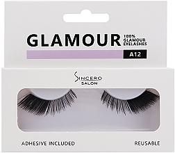 Düfte, Parfümerie und Kosmetik Künstliche Wimpern - Sincero Salon Eyelashes Glamour (2 St.)