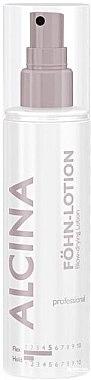 Sprühlotion für mehr Volumen und Elastizität - Alcina Professional Fohn Lotion — Bild N1