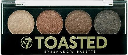Lidschatten - W7 Toasted Eyeshadow Palette — Bild N1