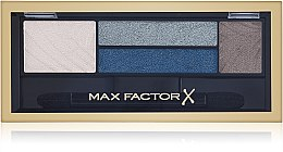 Düfte, Parfümerie und Kosmetik Augenbrauen- und Lidschattenpalette - Max Factor Smokey Eye Drama Kit 2-IN-1 Eyeshadow and Brow Powder
