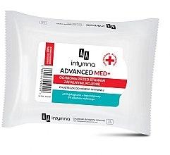 Düfte, Parfümerie und Kosmetik Intim-Pflegetücher - AA Advanced MED