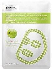 Düfte, Parfümerie und Kosmetik Bio-Cellulose-Collagenmaske mit Apfelstammzellen - Timeless Truth Mask Apple Stem Cell Collagen Bio Cellulose Mask