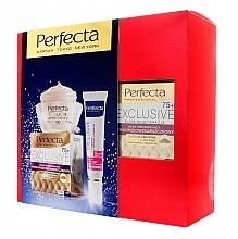 Düfte, Parfümerie und Kosmetik Gesichtspflegeset - Perfecta Exclusive 75+ (Creme/50ml + Creme/15ml)