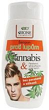 Düfte, Parfümerie und Kosmetik Anti-Schuppen Shampoo - Bione Cosmetics Cannabis Anti-dandruff Shampoo For Men