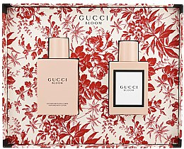 Düfte, Parfümerie und Kosmetik Gucci Bloom - Duftset (Eau de Parfum 50ml + Körperlotion 100ml)