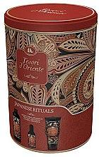 Düfte, Parfümerie und Kosmetik Tesori d`Oriente Japanese Rituals - Duftset (Eau de Parfum 100ml + Duschcreme 250ml + Badecreme 500ml)