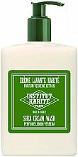 Düfte, Parfümerie und Kosmetik Duschcreme mit Zitrone - Institut Karite Lemon Verbena Shea Cream Wash