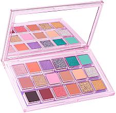 Lidschattenpalette - Huda Beauty Mercury Retrograde Eyeshadow Palette — Bild N2