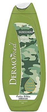 Duschgel - Dermomed Shower Gel Bagnoschiuma Camouflage — Bild N1