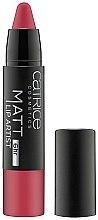 Düfte, Parfümerie und Kosmetik Lippenstift - Catrice Matt 6hr Lip Artist
