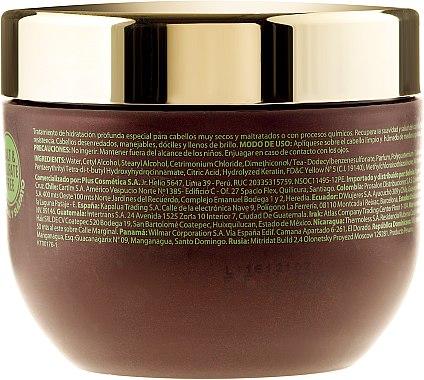 Intensiv feuchtigkeitsspendende Maske für normales und strapaziertes Haar - Kativa Macadamia Deep Hydrating Treatment — Bild N5