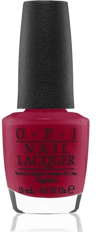 Nagellack - O.P.I Nail Lacquer Gwen Stefani Holiday 2014 Collection — Bild N1