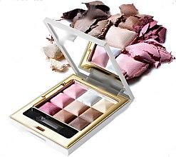 Düfte, Parfümerie und Kosmetik Lidschattenpalette - Seantree 3x3 Cube Eyeshadow