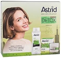 Düfte, Parfümerie und Kosmetik Gesichtspflegeset - Astrid Citylife Detox (Gesichtscreme 50ml + Mizellenwasser 400ml)