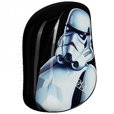Kompakte Haarbürste - Tangle Teezer Compact Styler Star Wars Storm Trooper Brush — Bild N2