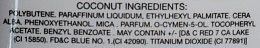 Lippenbalsam Fox mit Kokosgeschmack - Martinelia Color Lip Balm Wild Sweetness Coconut — Bild N3