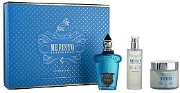 Düfte, Parfümerie und Kosmetik Xerjoff Mefisto Gentiluomo - Duftset (Eau de Parfum 100ml + Deodorant 100ml + Rasiercreme 200ml)