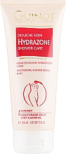 Düfte, Parfümerie und Kosmetik Feuchtigkeitsspendende Duschcreme für den Körper - Guinot Mousse Douche Hydrazone
