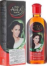 Düfte, Parfümerie und Kosmetik Haaröl mit Kühleffekt - Dabur Amla Cooling Oil
